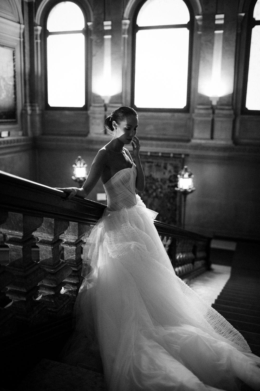 WHITE fashion photographer photo