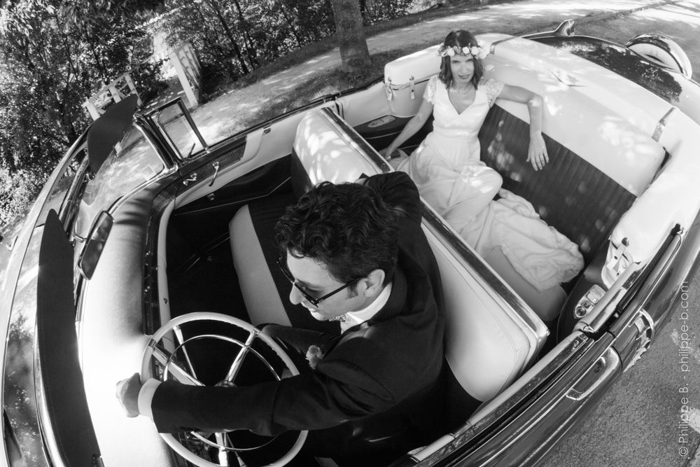 Best wedding photographer in France - philippe bourin
